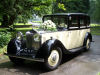 Rolls-Royce 20/25 Six Light Saloon Park Ward (1935)